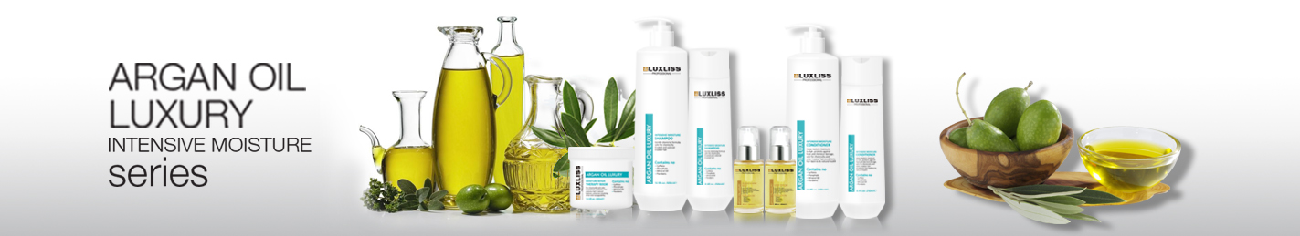 125f24cf81 Argan oil hair care series-LUXLISS cosmetic co.